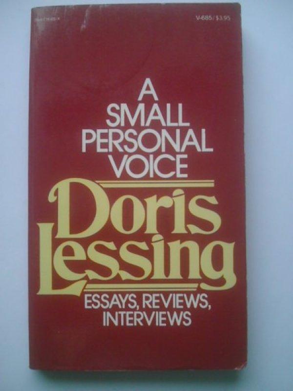 essays flight doris lessing